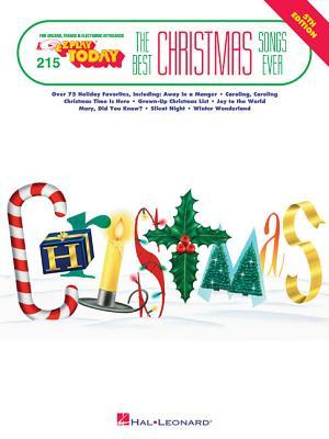 The Best Christmas Songs Ever - Hal Leonard Publishing Corporation (Creator)