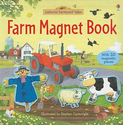Farm Magnet Book - Brooks, Felicity