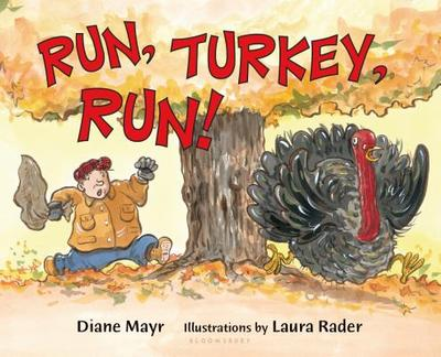 Run, Turkey, Run! - Mayr, Diane