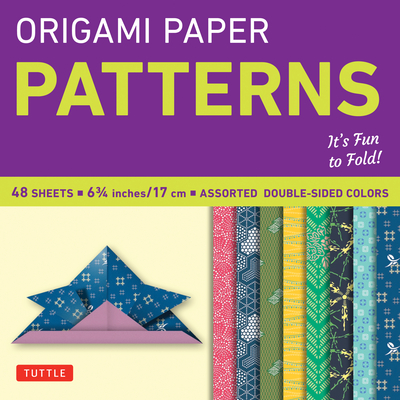 Origami Paper Pattern: 49 Sheets (Origami Paper Packs) (Origami Paper Packs) - Anonymous