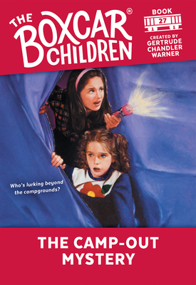 The Camp-Out Mystery - Warner, Gertrude Chandler