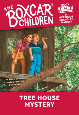 Tree House Mystery - Warner, Gertrude Chandler