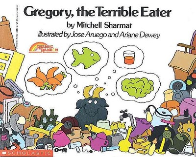 Gregory, the Terrible Eater - Sharmat, Mitchell