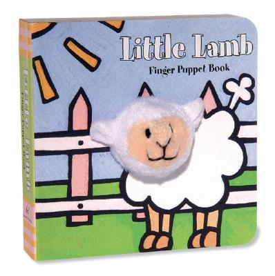 Little Lamb: Finger Puppet Book - Chronicle Books (Creator)