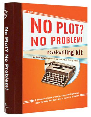 The No Plot? No Problem! Novel-Writing Kit - Chronicle Books (Creator)