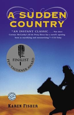 A Sudden Country - Fisher, Karen