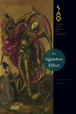The Agamben Effect - Ross, Allison (Editor)