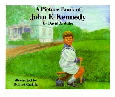 A Picture Book of John F. Kennedy - Adler, David A