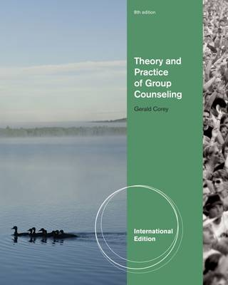 Theory and Practice of Group Counseling - Corey, Gerald
