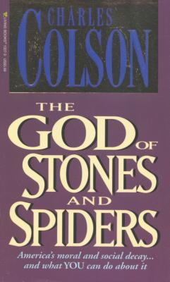 God of Stones and Spiders - Colson, Charles W