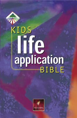 Kid's Life Application Bible-Nlt - Tyndale Kids (Creator)