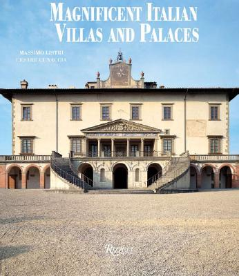 Magnificent Italian Villas and Palaces - Listri, Massimo (Photographer), and Cunaccia, Cesare M (Text by)
