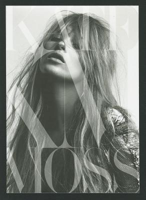 Kate Moss - Moss, Kate, and Baron, Fabien (Editor), and Hallett, Jess (Contributions by)