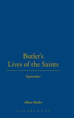 Butler's Lives of the Saints: September - Butler, Alban