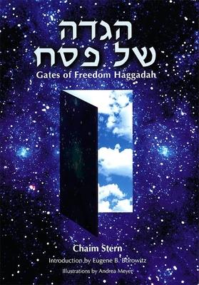Gates of Freedom: A Passover Haggadah - Stern, Chaim