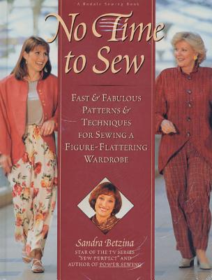 No Time to Sew - Betzina, Sandra