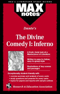 Divine Comedy I: Inferno, the (Maxnotes Literature Guides) - Alighieri, Dante, and Price Davis, Anita, Dr., and Davis, Anita Price