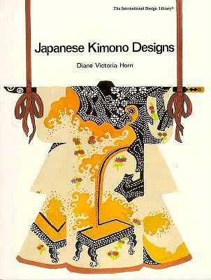 Japanese Kimono Designs - Horn, Diane V
