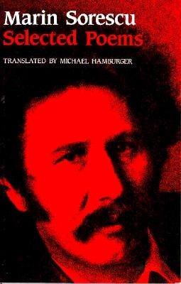 Selected Poems 1965-1973 - Sorescu, Marin, and Hamburger, Michael (Photographer)
