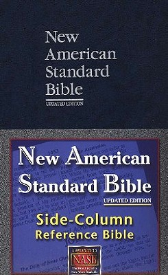 Side-Column Reference Bible-NASB-Large Print - Foundation Publication Inc (Creator)