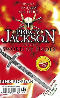 Percy Jackson and the Sword of Hades / Horrible Histories: Groovy Greeks - Riordan, Rick