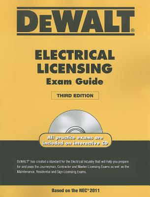 Dewalt Electrical Licensing Exam Guide - Holder, H Ray
