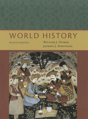 World History - Duiker, William J, and Spielvogel, Jackson J, PhD