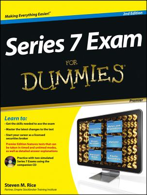 Series 7 Exam for Dummies - Rice, Steven M