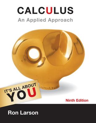 Calculus: An Applied Approach - Larson, Ron