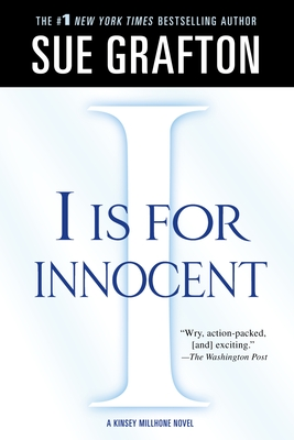I Is for Innocent - Grafton, Sue