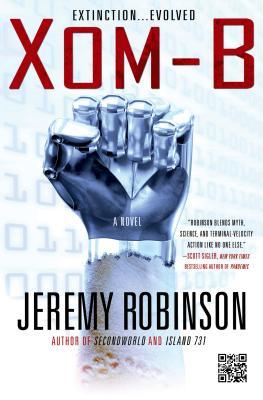 XOM-B - Robinson, Jeremy