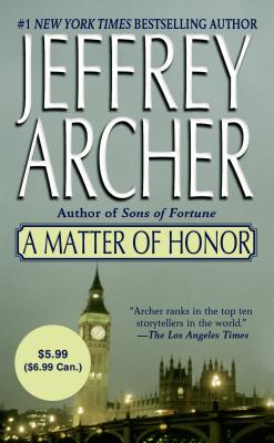 A Matter of Honor - Archer, Jeffrey