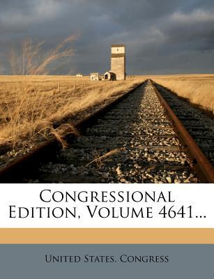 Congressional Edition, Volume 4641... - Congress, United States, Professor
