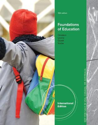 Foundations of Education - Ornstein, Allan C.