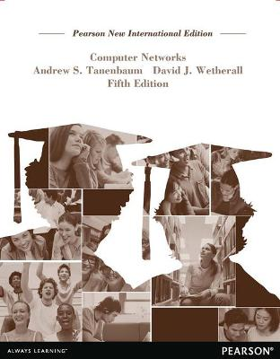 Computer Networks - Tanenbaum, Andrew S., and Wetherall, David J.