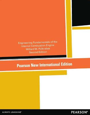 Engineering Fundamentals of the Internal Combustion Engine - Pulkrabek, Willard W.