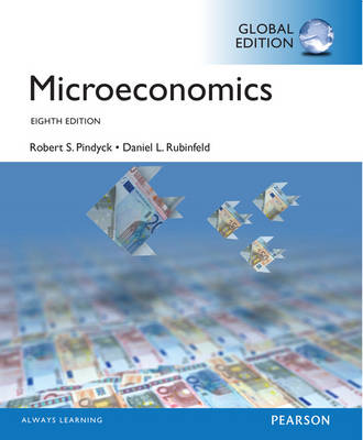 Microeconomics - Pindyck, Robert S., and Rubinfeld, Daniel