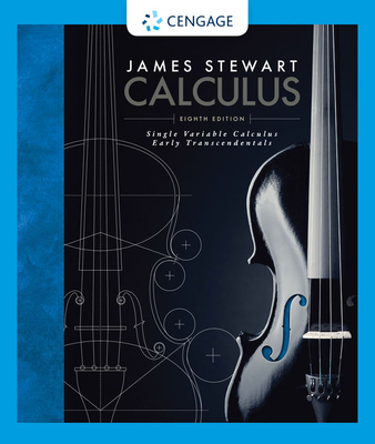 Single Variable Calculus: Early Transcendentals - Stewart, James