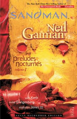 The Sandman, Volume 1: Preludes & Nocturnes - Gaiman, Neil, and Keith, Sam, and Dringenberg, Mike