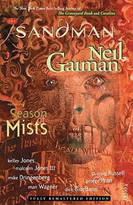 The Sandman, Volume 4: Season of Mists - Gaiman, Neil, and Jones, Kelley (Illustrator), and Dringenberg, Mike (Illustrator)