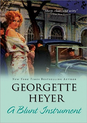 A Blunt Instrument - Heyer, Georgette