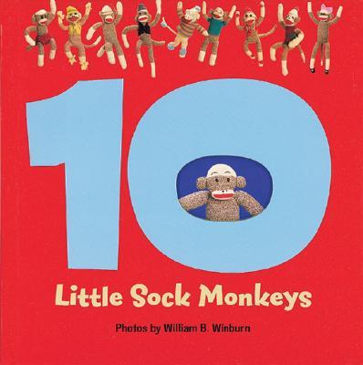10 Little Sock Monkeys - Ziefert, Harriet