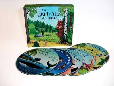 The Gruffalo and Friends - Donaldson, Julia