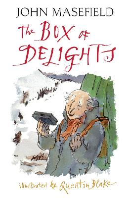 The Box of Delights - Masefield, John