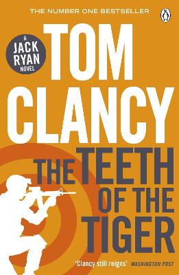 The Teeth of the Tiger - Clancy, Tom