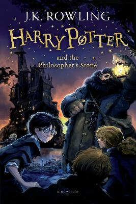 Harry Potter and the Philosopher's Stone - Rowling, J. K.