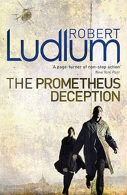 The Prometheus Deception - Ludlum, Robert