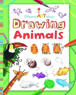Drawing Animals - Milbourne, Anna