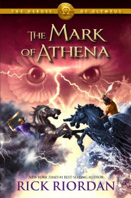 The Mark of Athena - Riordan, Rick