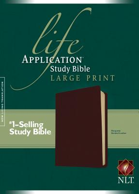 Life Application Study Bible-NLT-Large Print - Tyndale House Publishers (Creator)